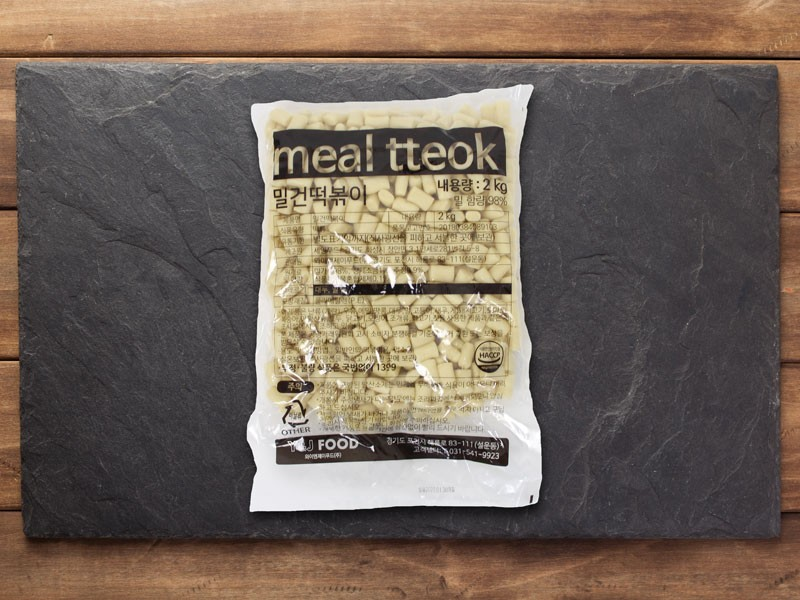건조밀떡 국물떡 2kg