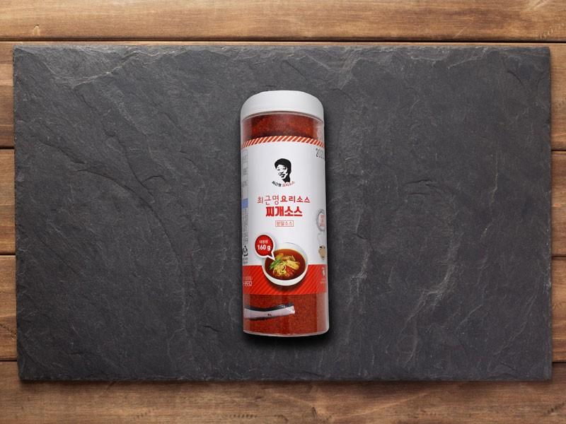 최근명요리소스 찌개소스 160g